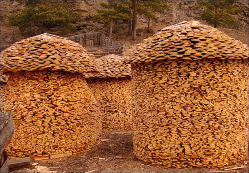 firewood stack 10