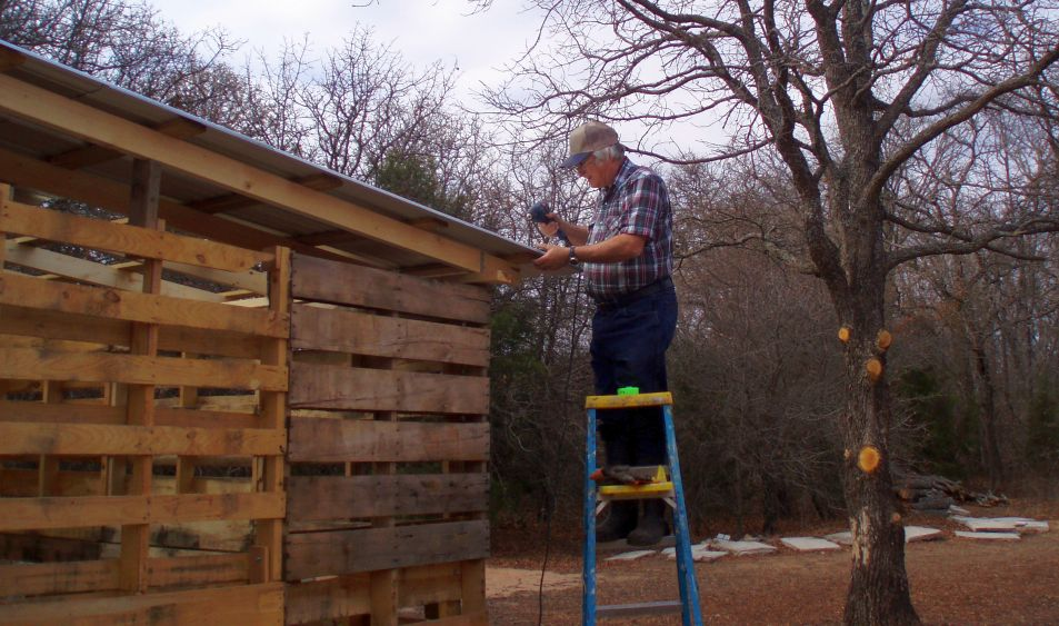 Pallet-Shed-Project-8